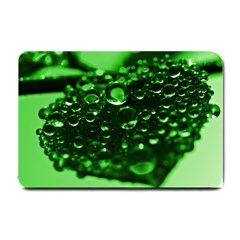 Waterdrops Small Door Mat by Siebenhuehner