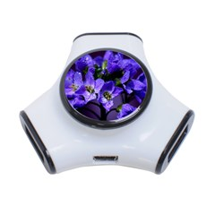 Cuckoo Flower 3 Port Usb Hub by Siebenhuehner
