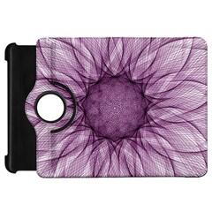 Mandala Kindle Fire Hd 7  Flip 360 Case