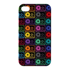 Music Case Apple Iphone 4/4s Premium Hardshell Case