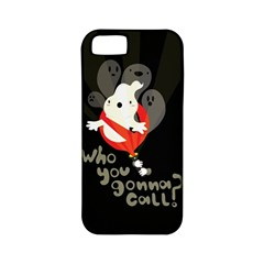 Who You Gonna Call Apple Iphone 5 Classic Hardshell Case (pc+silicone)