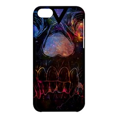 Third Eye Cosmic Apple Iphone 5c Hardshell Case by Contest1775858a
