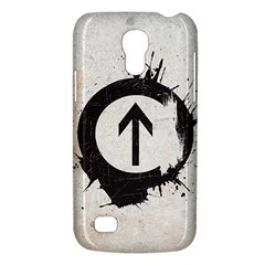 Above The Influence Samsung Galaxy S4 Mini Hardshell Case  by Contest1775858