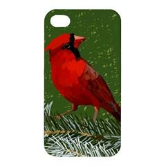 Cardinal Apple Iphone 4/4s Hardshell Case