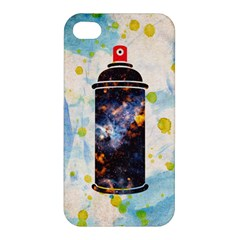 Spray Paint Apple Iphone 4/4s Premium Hardshell Case by Contest1775858