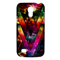 Triangles Samsung Galaxy S4 Mini Hardshell Case  by Contest1775858