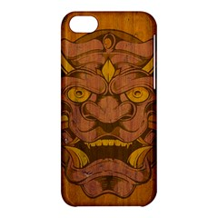 Demon Apple iPhone 5C Hardshell Case by Contest1775858
