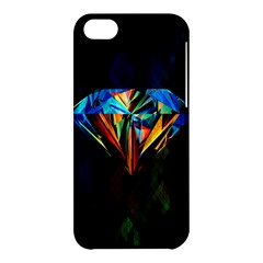 Diamonds are forever. Apple iPhone 5C Hardshell Case by TheTalkingDead