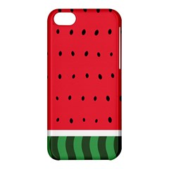 Watermelon! Apple iPhone 5C Hardshell Case by ContestDesigns