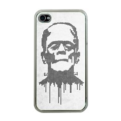 Monster Apple Iphone 4 Case (clear) by Contest1732468