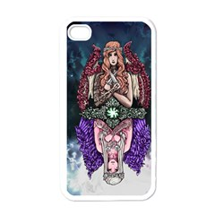 Love And Hate Apple Iphone 4 Case (white)