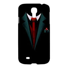 All Dressed Up And No One To Call Samsung Galaxy S4 I9500/i9505 Hardshell Case by TheTalkingDead