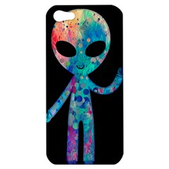 Greetings From Your Phone Apple Iphone 5 Hardshell Case by TheTalkingDead