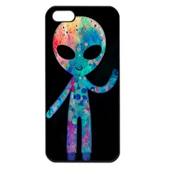Greetings From Your Phone Apple Iphone 5 Seamless Case (black) by TheTalkingDead