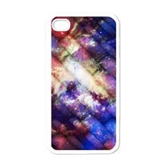 Universe Tiles Apple Iphone 4 Case (white)
