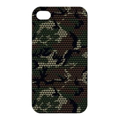 Make Love Not War Apple Iphone 4/4s Hardshell Case by Contest1761904