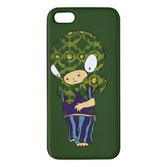 Octavio Iphone 5 Premium Hardshell Case by RachelIsaacs