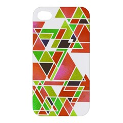 Trianglez Apple Iphone 4/4s Premium Hardshell Case by ILANA