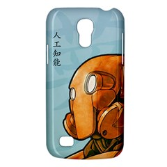 Robot Dreamer Samsung Galaxy S4 Mini Hardshell Case  by Contest1780262