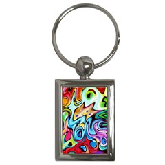 Graffity Key Chain (rectangle) by Siebenhuehner