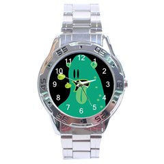 Monster Stainless Steel Watch by Contest1771913
