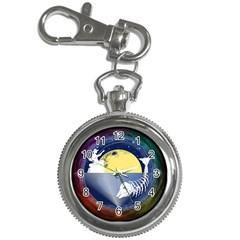 Fishing Dead Key Chain & Watch