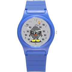 Time Bomb Plastic Sport Watch (small) by Contest1771648