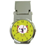 Moshi watch Money Clip with Watch Front