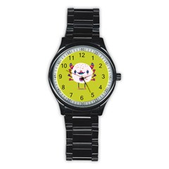 Moshi Watch Sport Metal Watch (black)