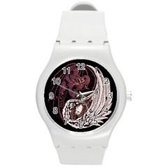 Yinyang Plastic Sport Watch (medium)
