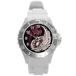 YinYang Plastic Sport Watch (Large) Front