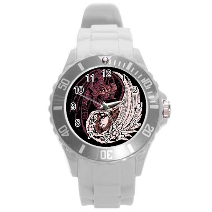 YinYang Plastic Sport Watch (Large)