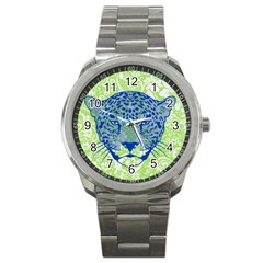 Cheetah Alarm Sport Metal Watch by Contest1738807