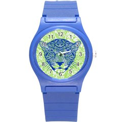 Cheetah Alarm Plastic Sport Watch (small) by Contest1738807