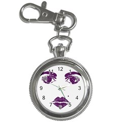 Beauty Time Key Chain & Watch
