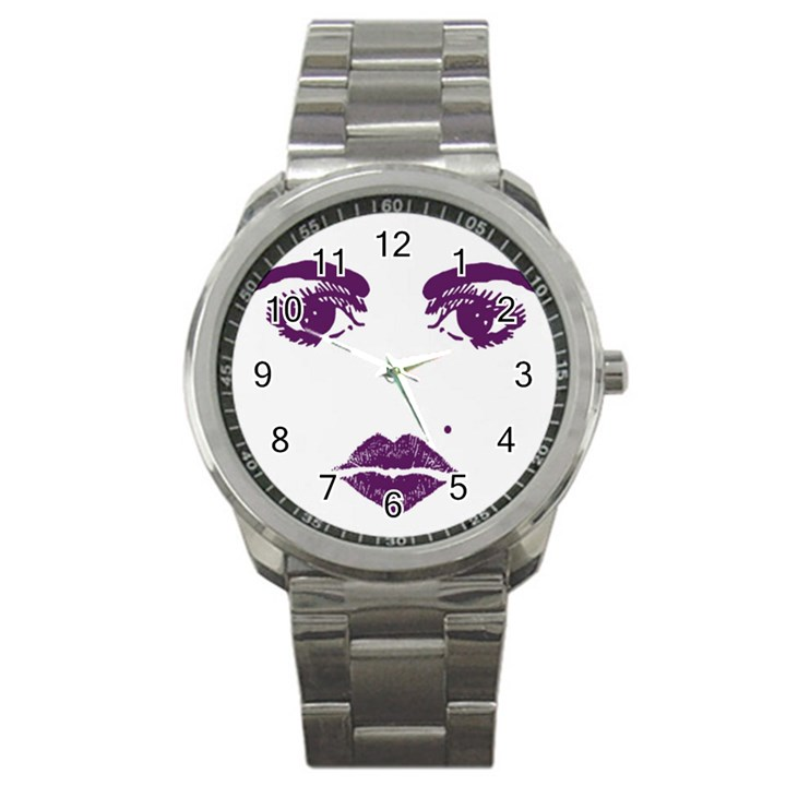Beauty Time Sport Metal Watch