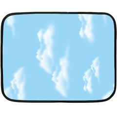 In The Sky Mini Fleece Blanket (single Sided)