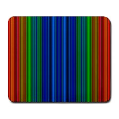 Strips Large Mouse Pad (rectangle) by Siebenhuehner