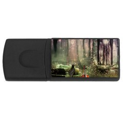 Last Song 4gb Usb Flash Drive (rectangle)