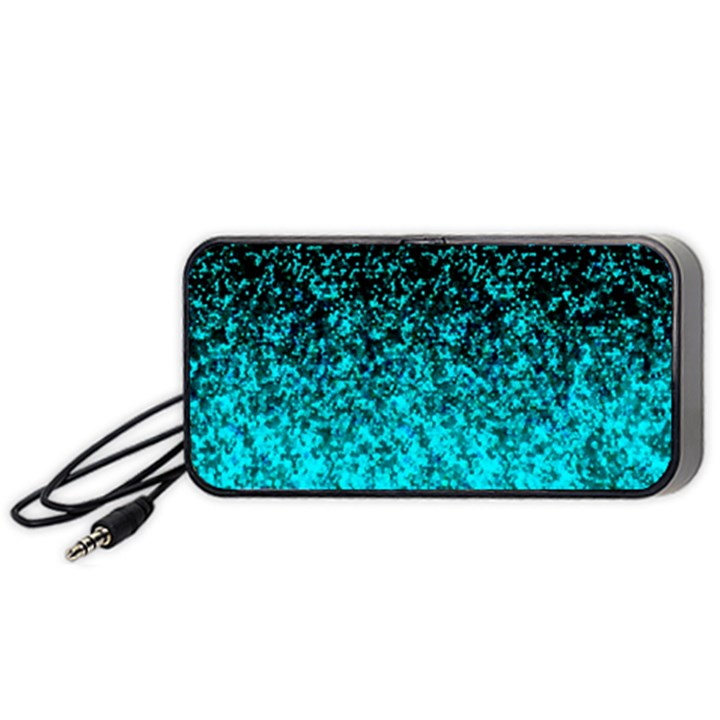 Glitter Dust 1 Portable Speaker (Black)