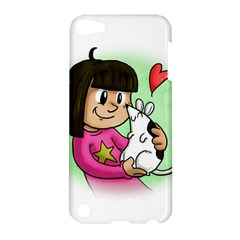 Bookcover  Copy Apple Ipod Touch 5 Hardshell Case