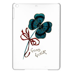 Victorian St Patrick s Day Apple iPad Air Hardshell Case by EndlessVintage