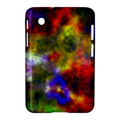 Deep Watercolors Samsung Galaxy Tab 2 (7 ) P3100 Hardshell Case  by Colorfulart23