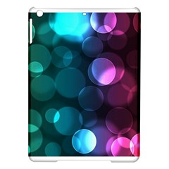 Deep Bubble Art Apple Ipad Air Hardshell Case by Colorfulart23