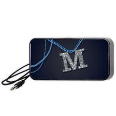 M   The Portable Speaker (black)