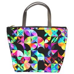 A Million Dollars Bucket Handbag