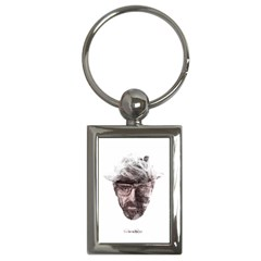 Heisenberg  Key Chain (rectangle) by malobishop