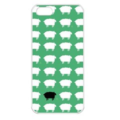 Herd Mentality  Apple Iphone 5 Seamless Case (white)