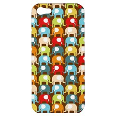 Elefunts! Apple Iphone 5 Hardshell Case