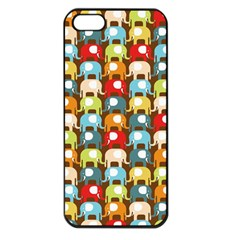 Elefunts! Apple Iphone 5 Seamless Case (black)